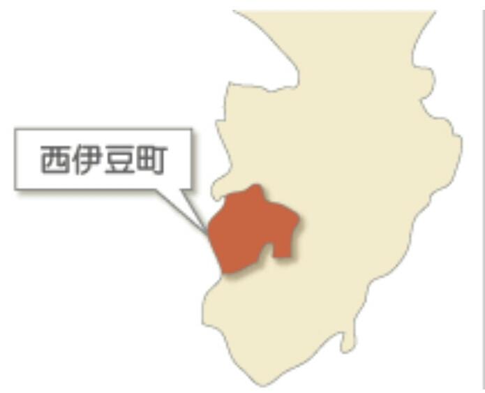 西伊豆町 地図